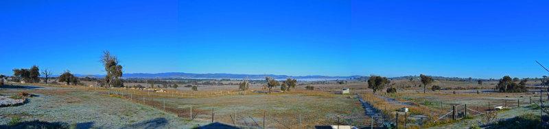 180deg View from Veranda