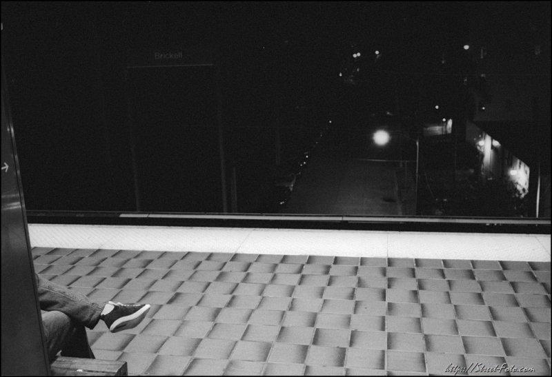 Calle Ocho at Night
