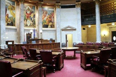 Senate, State Capitol, Madison