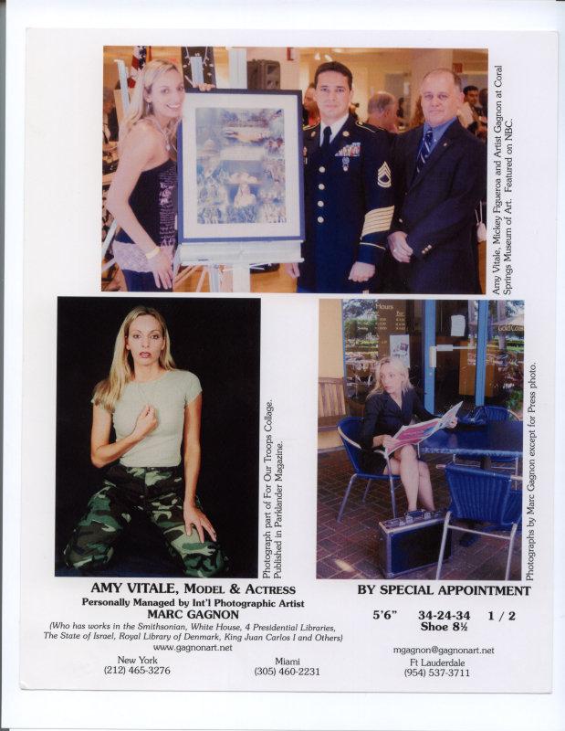 Amy Vitale comp card