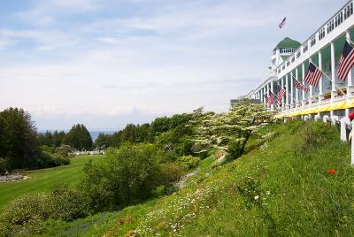 Grand Hotel and Grounds