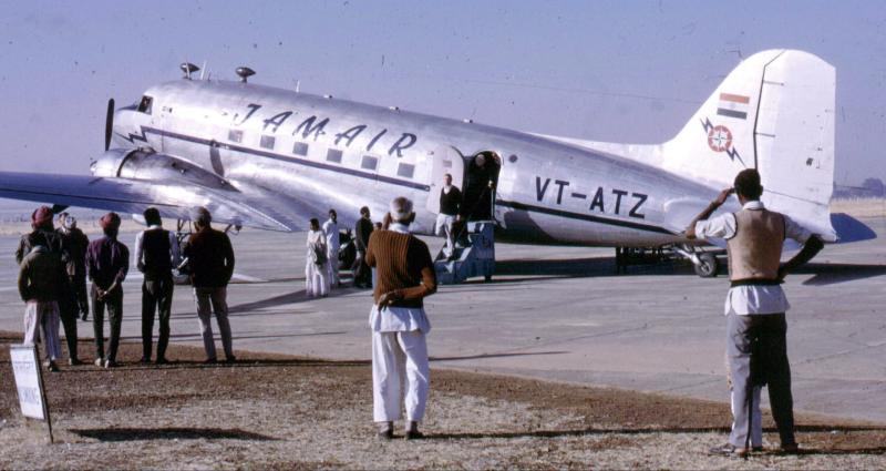 Jamair DC3 Kota ~1969