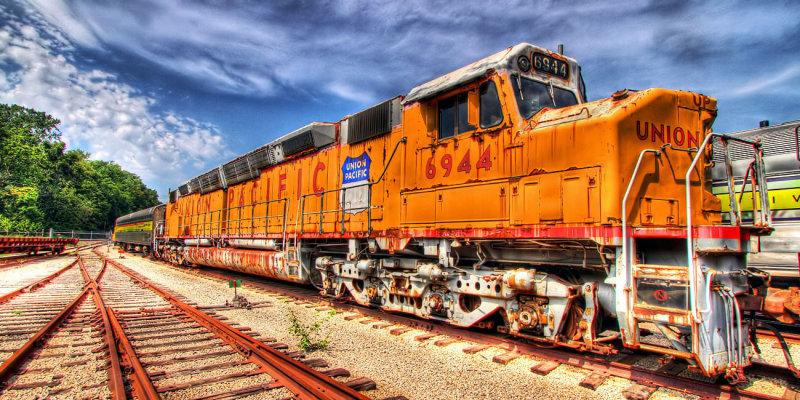 Union Pacific #6944