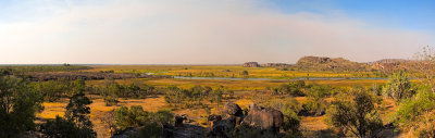 Panorama view from Hawk Dreaming cave