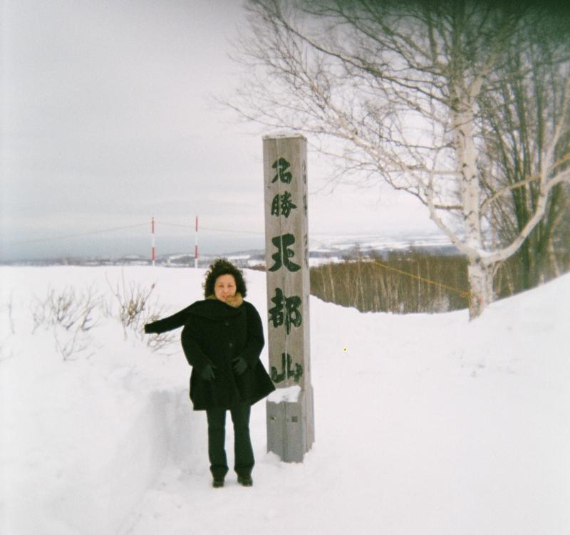 Vicki in Hokkaido ¤Ñ³£¤s
