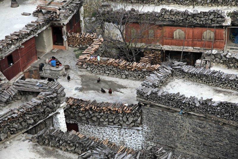 Inhabitants of Marpha