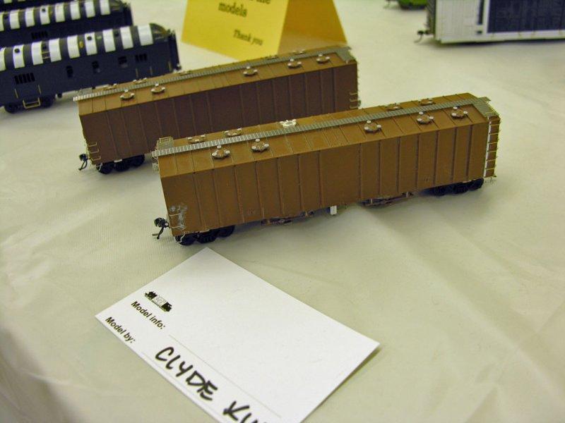 Clyde King model