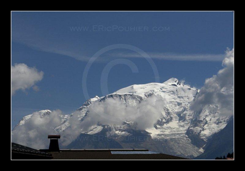 Le Mont blanc 1