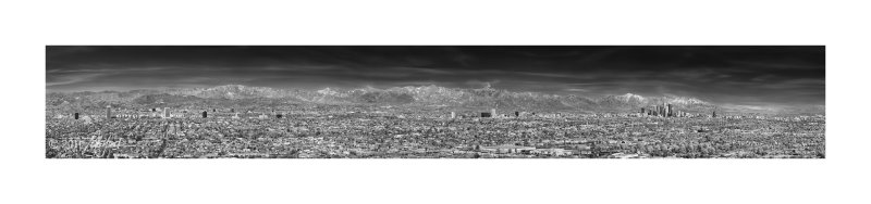 L.A. Basin From Baldwin Hills #2