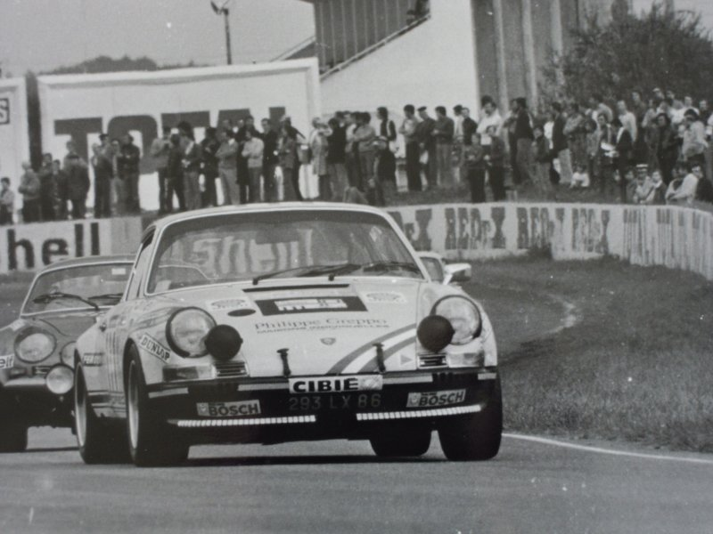 Tour de France 1972, car n°111