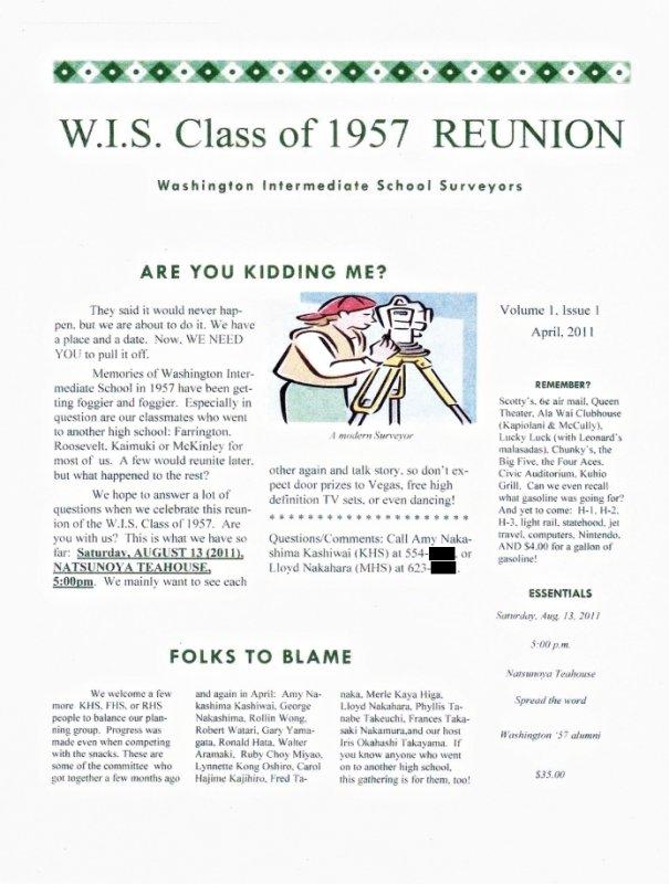 51 Years - Memories: April 11