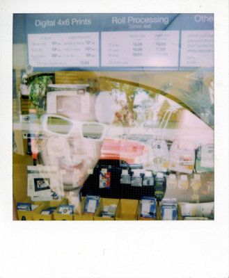 Double Exposure No 1