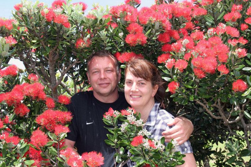 Teresa and Markus 2010