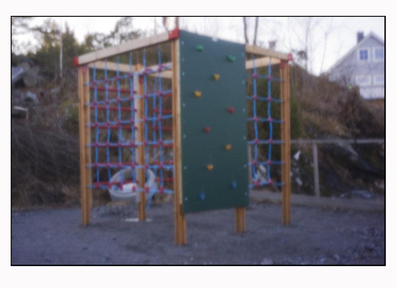 A pinhole playground