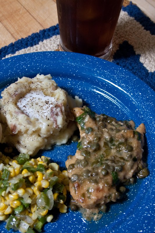 Down-Home Blue Plate Special