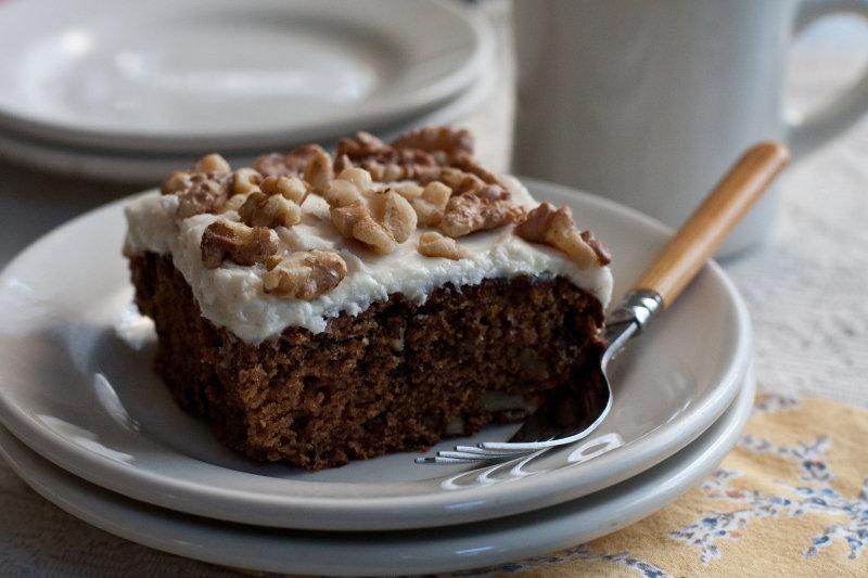 Sharyns Spicy Prune Cake