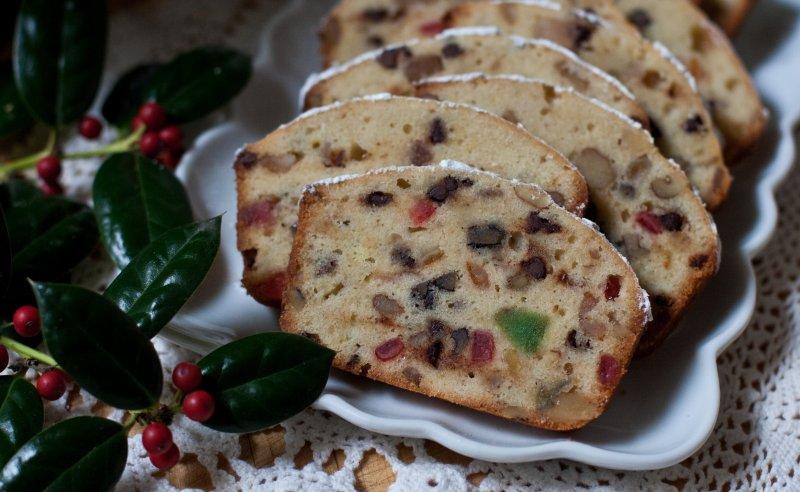 Viennese Bishops Loaf Cake