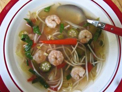 Sinigang Sa Sampalok... Tamarind Soup