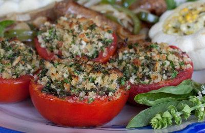 Tomatoes Provençal