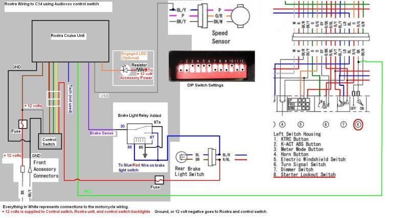 basic harley wiring diagram hobbiesxstyle. Black Bedroom Furniture Sets. Home Design Ideas