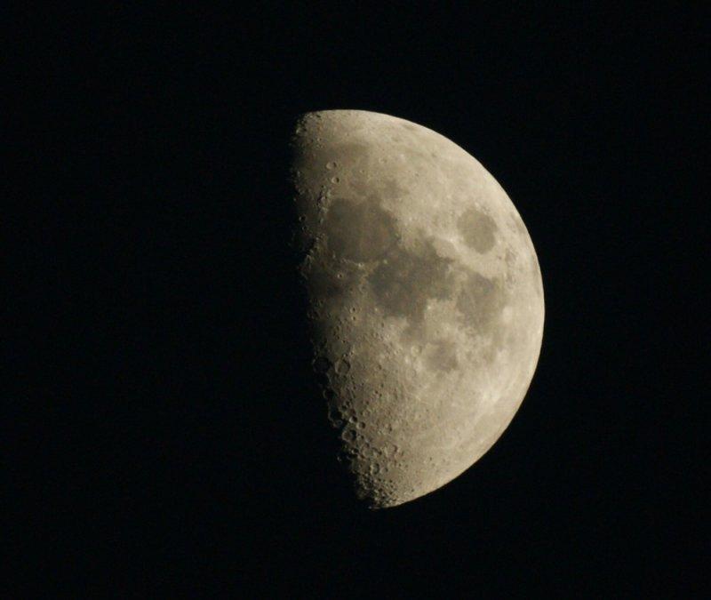 Moon from my Muscat doorstep