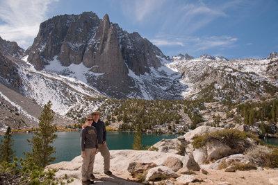Jeff & Heather - Sierra Nevada
