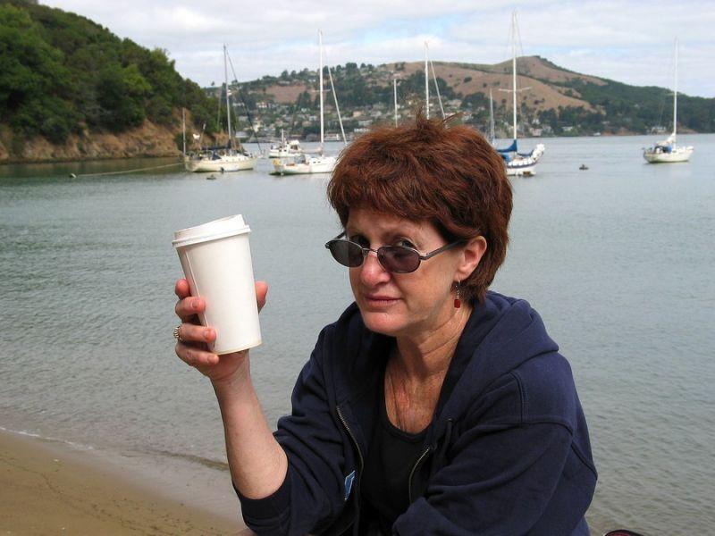 Barbs morning coffee Angel Island.jpg