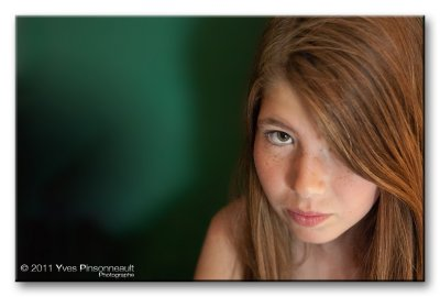 Quick Portrait (color 3200 ISO)