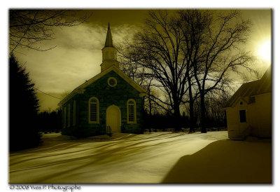 Église de la Belle-Rivière
