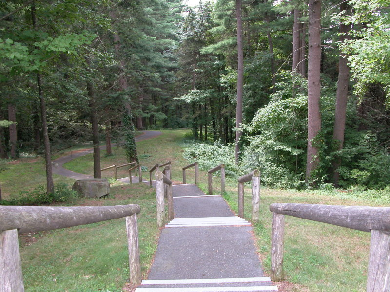 Stairs to the beach.JPG