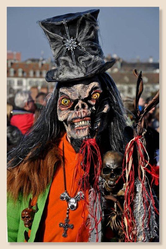 Carneval of Basel