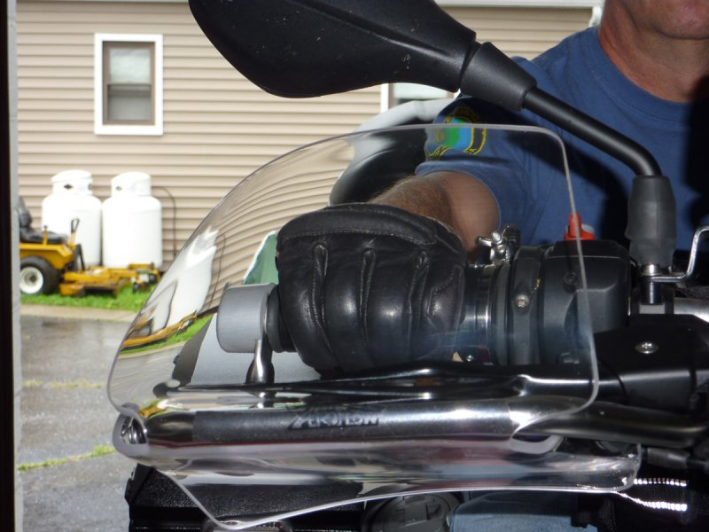 Brush Guard Recommendations For F650gs Twin