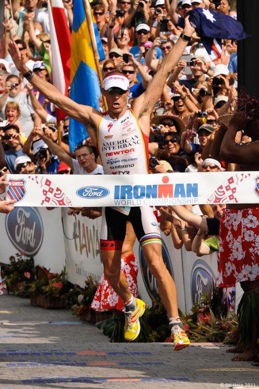 Craig Alexander, Ironman Kona 2011 Winner