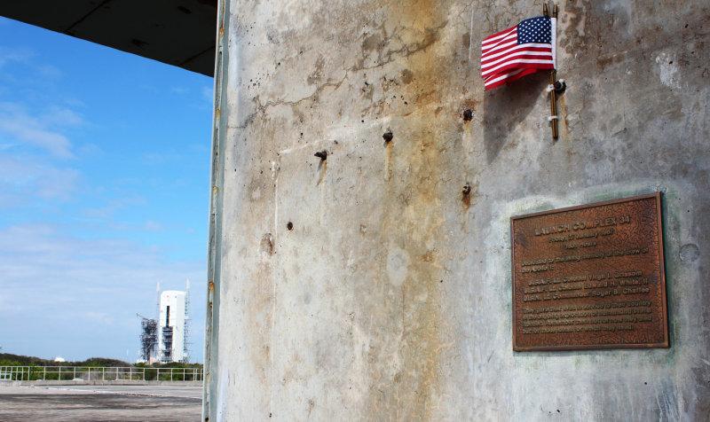 Apollo 1 Memorial Plaque