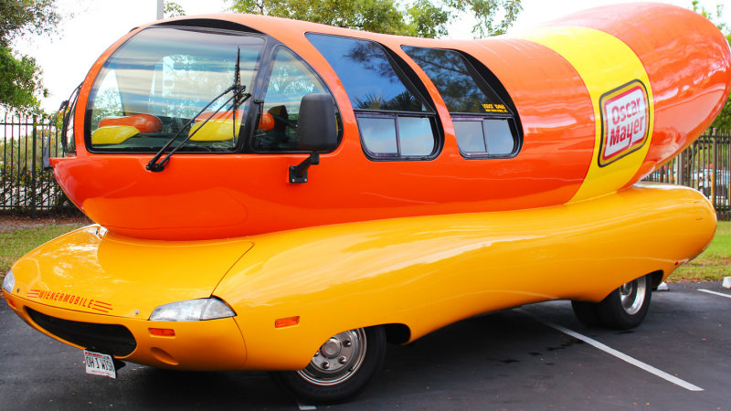 Because Oscar Meyer Has a Way...