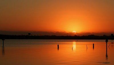 Sunrise On a Sad Day