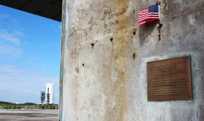Apollo 1 Memorial Plaque