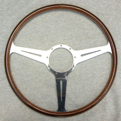 Porsche Thin Slot (Nardi replica) 420mm - $445 or $405 without ebony inlay