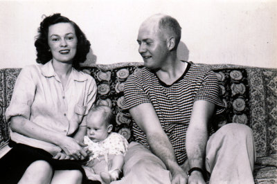 Bill, Margaret & Young Bill