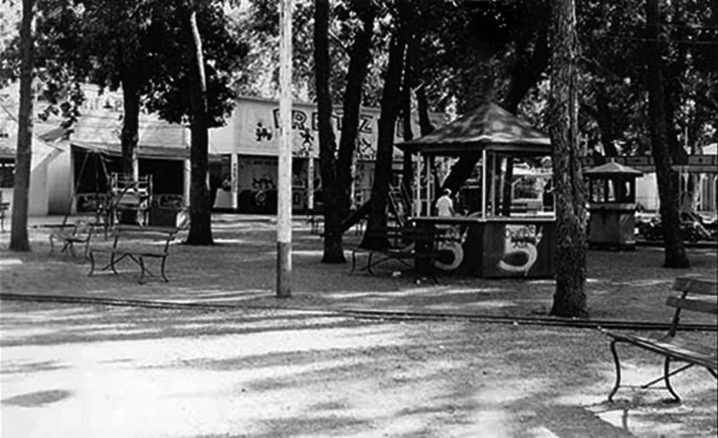 Benits Amusesment Area 1930s