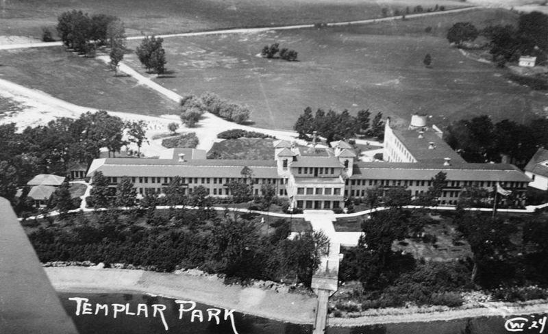 Templar Park 1924