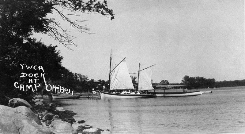 YWCA Camp Okoboji 1912