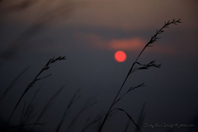 Year 2012 Sunrise at High Junk Peak, Clear Water Bay