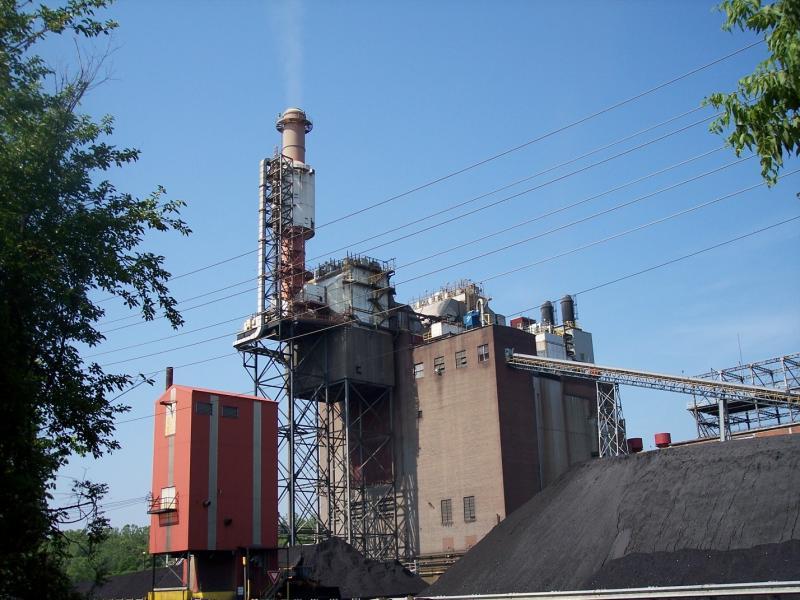Power plant at Williamsport