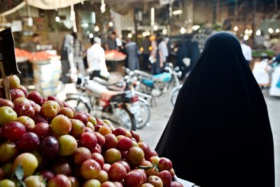 Fruit and vegetable market, Isfahan