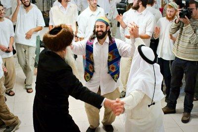 Rabbi Fruman, Ibrahim and Eliyahu