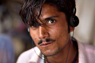 Man - Karachi