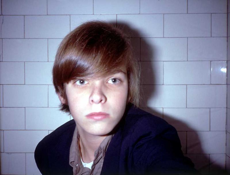 Dan, first self-portrait, 1968