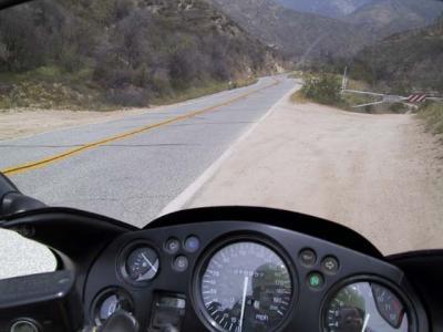 Azusa Canyon, California