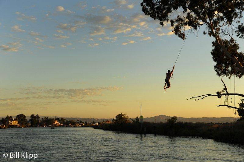 Sunset  Fun  -- 2012 Town of Discovery Bay Calendar winner